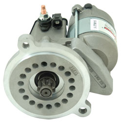 200 Foot Pound Bottom Mount Starter - Ford 460
