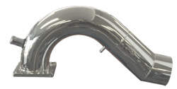 HP500 Standard Dimension Tailpipe - Polished