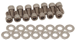 Big Block Ford Steel Valve Cover Bolt Kit