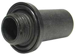 Air Filter Assembly Vent, Black