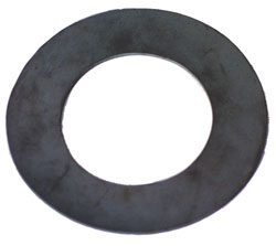 "Replacement Silicone Seal (Gray In Color), 7"" O.D."