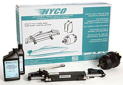 HYCO Outboard Steering Kit