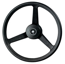 V32 Black Ultraflex Steering Wheel
