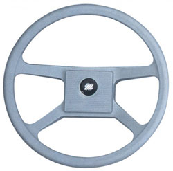V33G Gray Ultraflex Steering Wheel