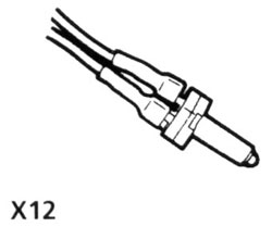 Neutral Safety Switch - X12