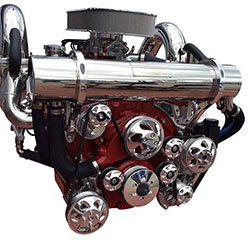Big Block Chevy Closed Cooling Kit Up To 650HP
