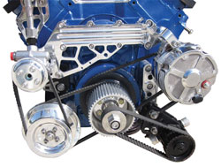 Supercharger Dry Sump Accessory Drive Kit