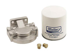 "Fuel Water Separator Kit 3/8"" NPT"
