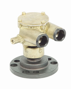 F6B-9 Water Pump Pleasurecraft RA057023