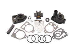 Complete Water Pump Kit Mercury 46-78400A 2