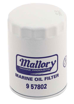 Marine Oil Filter Mercruiser 35-802886Q