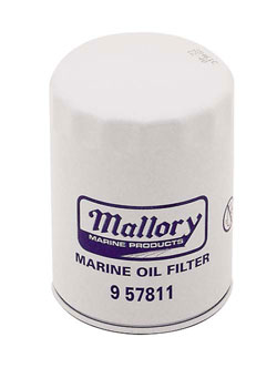 Marine Oil Filter Mercruiser 35-16595Q