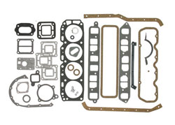 Overhaul Gasket Set OMC 140hp