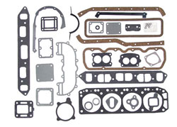 Overhaul Gasket Set Mercruiser 153 CID