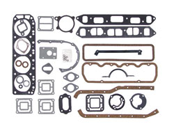 Overhaul Gasket Set OMC 1965-86