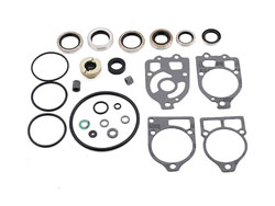 Lower Gear hsg Seal Kit Merc 26-33144A2