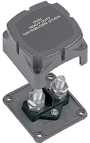 Marinco 702- 2s Battery Dual Distribution Stud