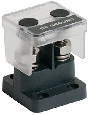 Marinco Insulated Stud - Double 10mm