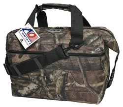 24 Pack Cooler Mossy Oak