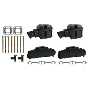 GM V8 Complete Manifold & Conversion Kit
