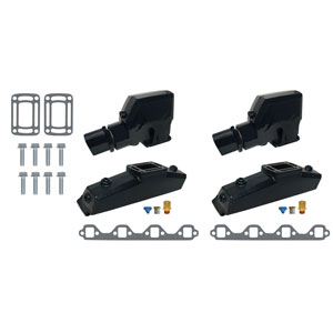 Complete Exhaust Manifold and Conversion Kit- FORD V8 302/351 CID (EFI Engine)