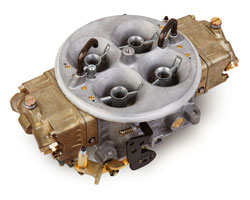 Model 4500 Dominator 1050 CFM Four Barrel Marine Carburetor