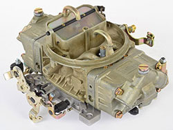Model 4150 800 CFM Four Barrel Marine Carburetor with Mechanical Secondaries