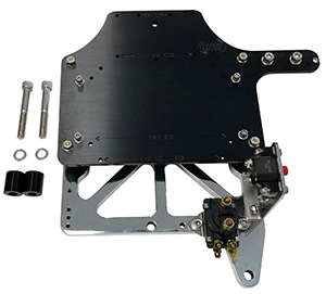 Ignition Mounting Bracket Complete for Transmission Style Bellhousings