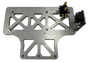 Rear Electrical Bracket Bravo