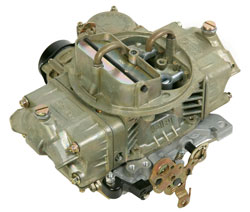 Model 4160 750 CFM Four Barrel Marine Carburetor