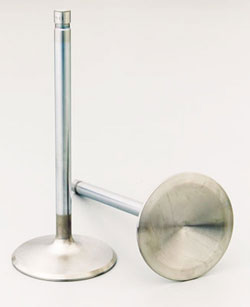 Inconel Exhaust Valves
