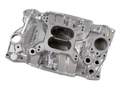 4.3 L GM V-6 Polished Performer Manifold
