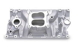 Small Block Chevy V-8 Vortec Performer Manifold