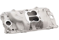 Big Block Chevy V-8 Oval Intake Port Performer Manifold