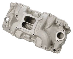 Big Block Chevy Rectangular Port Performer RPM Manifold