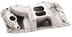 Big Block Chevy Rectangular Port RPM Air-Gap Manifold