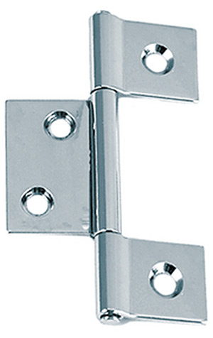 Non-Mortised Hinges