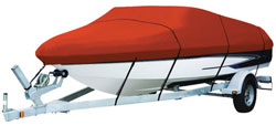 SEA PRO, 190 CC w/BOW RAILS O/B (2005-2005) Boat Cover