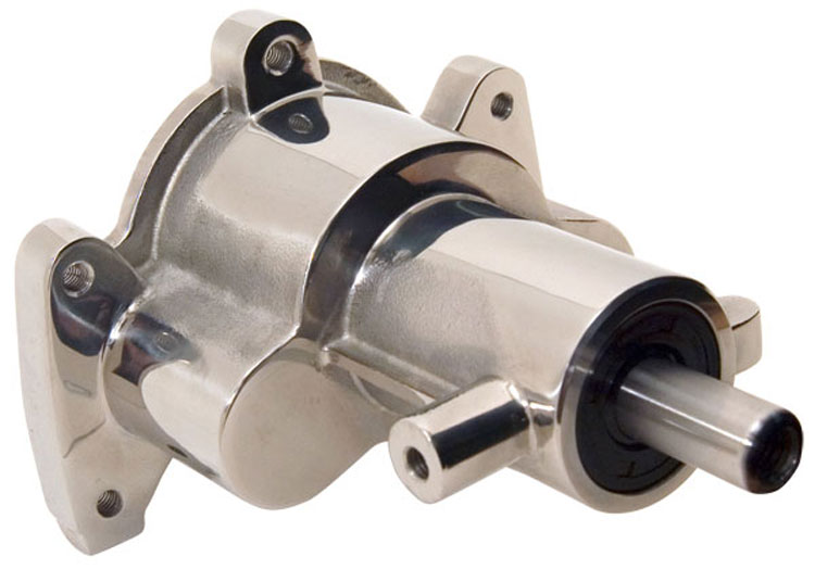 Stainless Steel Gen 7 Sea Pump for Mercury 350, 496 and 502 Mag