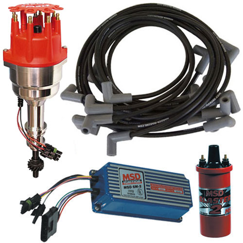 Msd Basic Ford Ignition Package