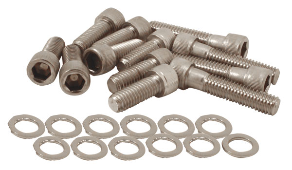 Olds 455 Intake Manifold Stainless Steel Allen Bolt Kit