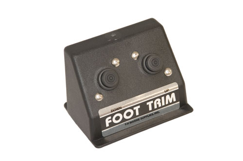 Foot Operated Trim Switch