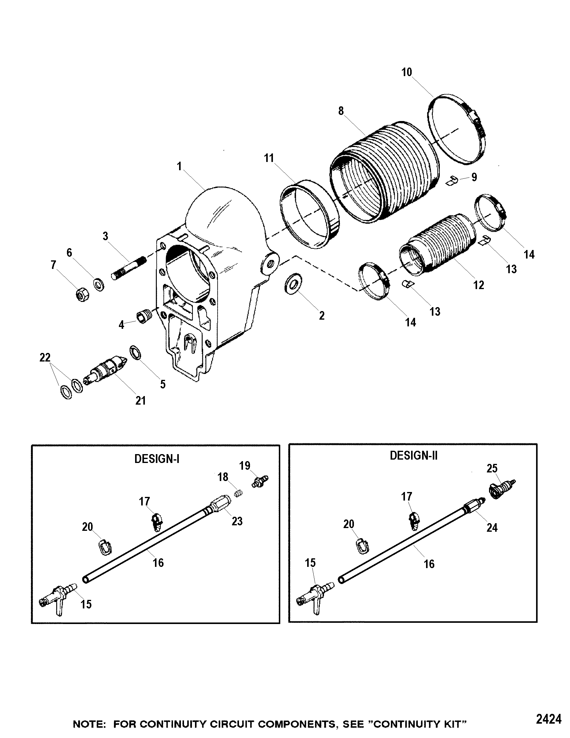 bell air pump instructions