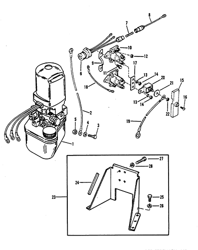 3 0 Alpha One Mercruiser Solenoid Wiring Diagram