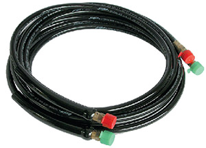 6' Seastar O/B Hose Kit, Pair