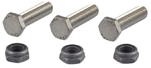 "3/8"" NF Hex Head Cap Screw"""