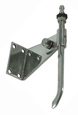 Pitot Kick-up Assembly