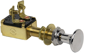 Off-On Push Pull Switch