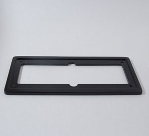Black 2 Handle Livorsi Shifter Bezel