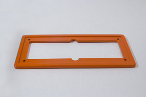 Orange 2 Handle Livorsi Shifter Bezel